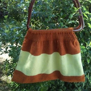 Vintage Bags - Vintage Handmade Purse